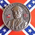 General Robert E. Lee Collectors Coin